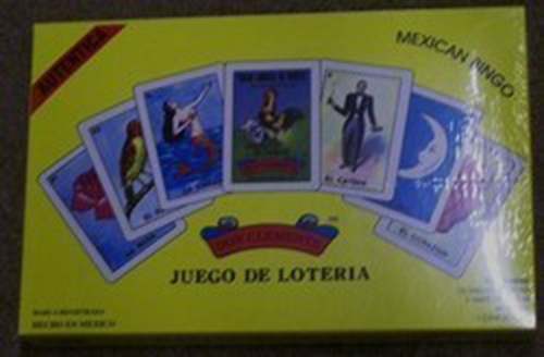 Loteria - Mexican Bingo and Other Games