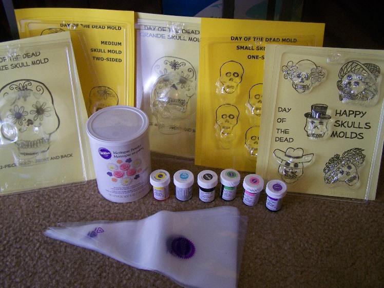 Sugar Skull Kits