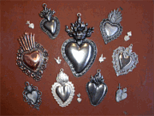 Sacred Heart - Sagrado Corazon